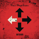 Cd Three Days Grace Outsider Novo Lacrado [encomenda]